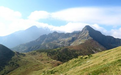 Prechádzka Belianskými Tatrami na Kopské Sedlo