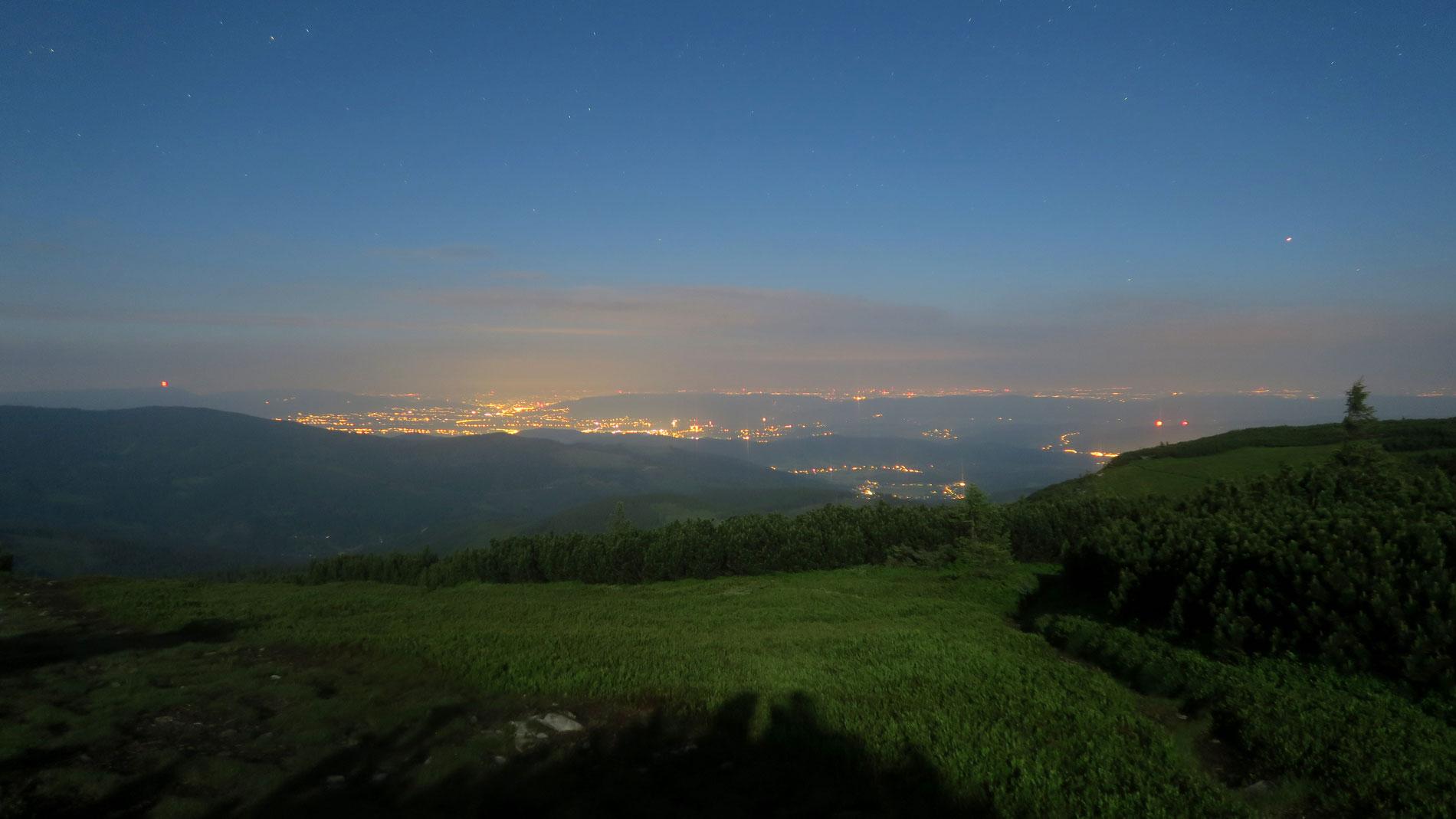 Oslava letného slnovratu na Pilsku