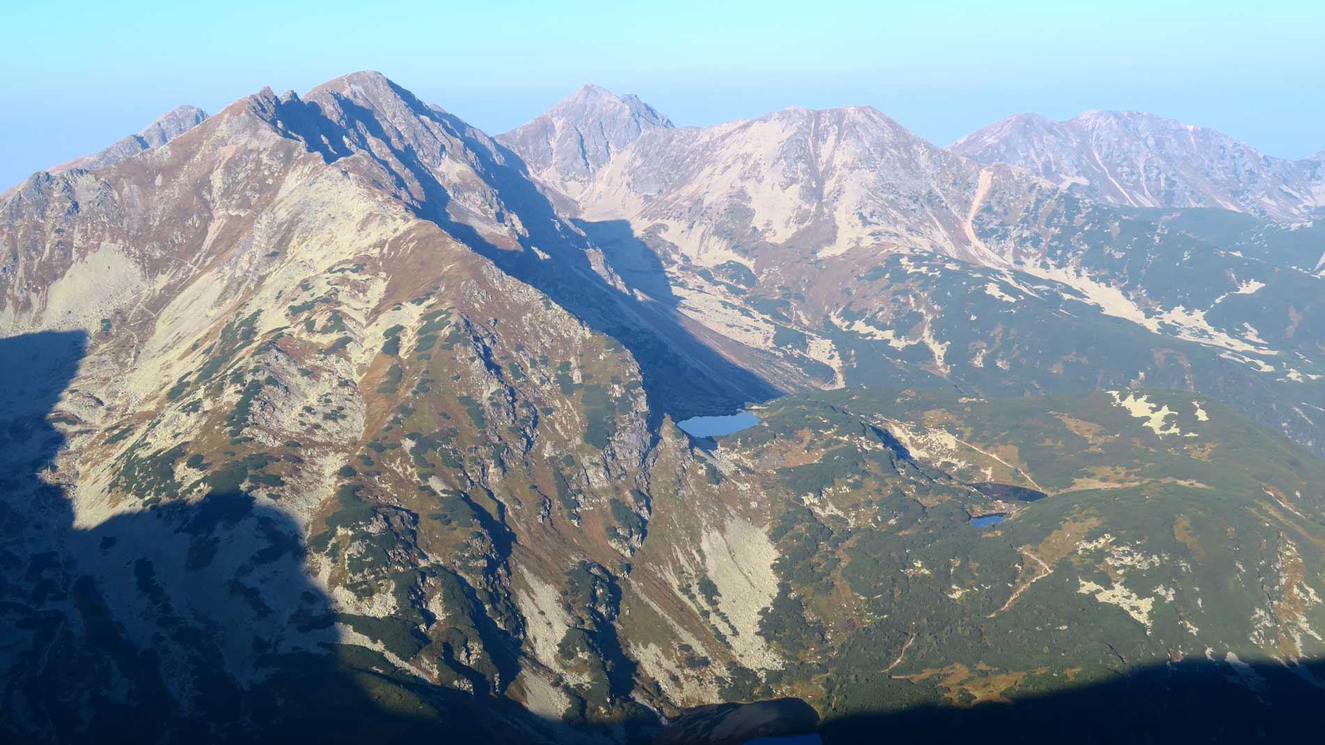 Prechod Západnými Tatrami
