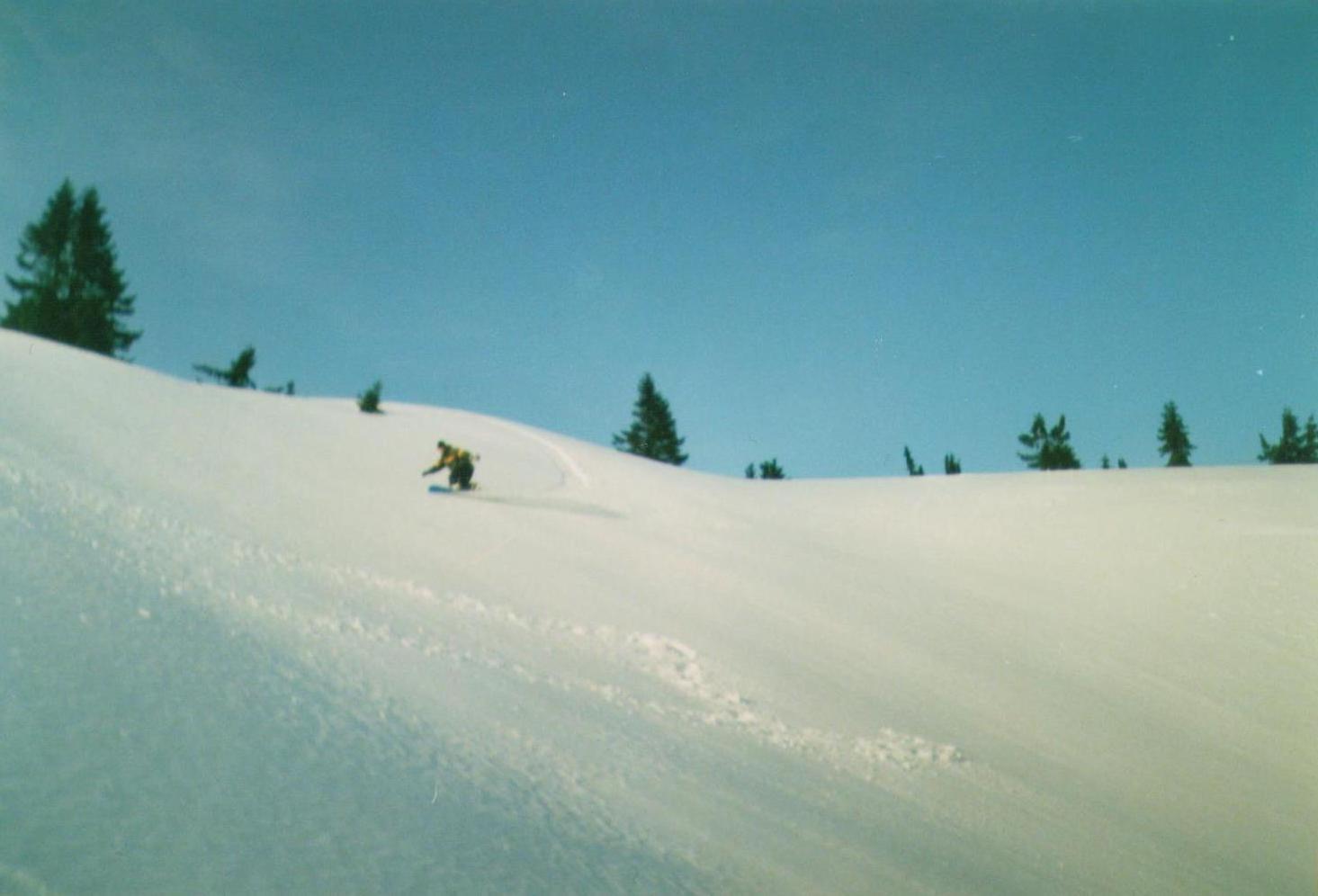 Pavol Trabalka na Pilsku - 2004