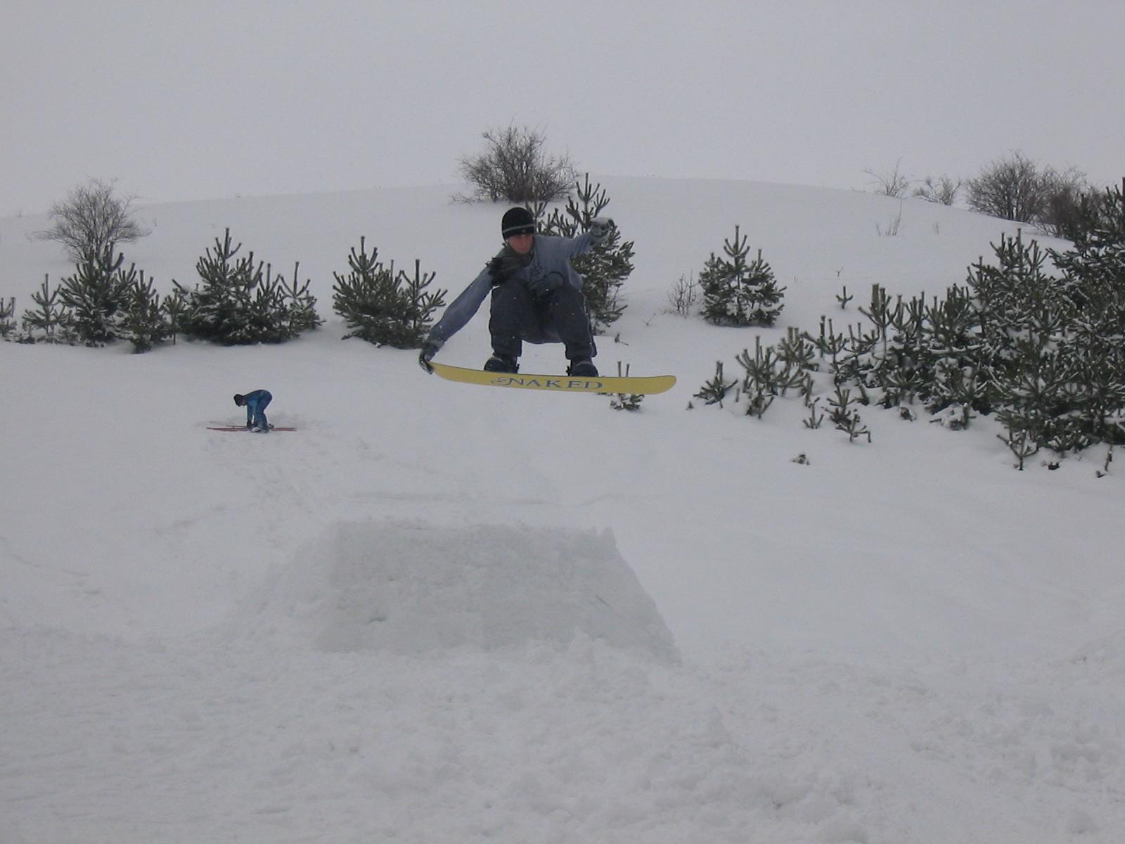 Tailgrab v ŽH parku - 2005