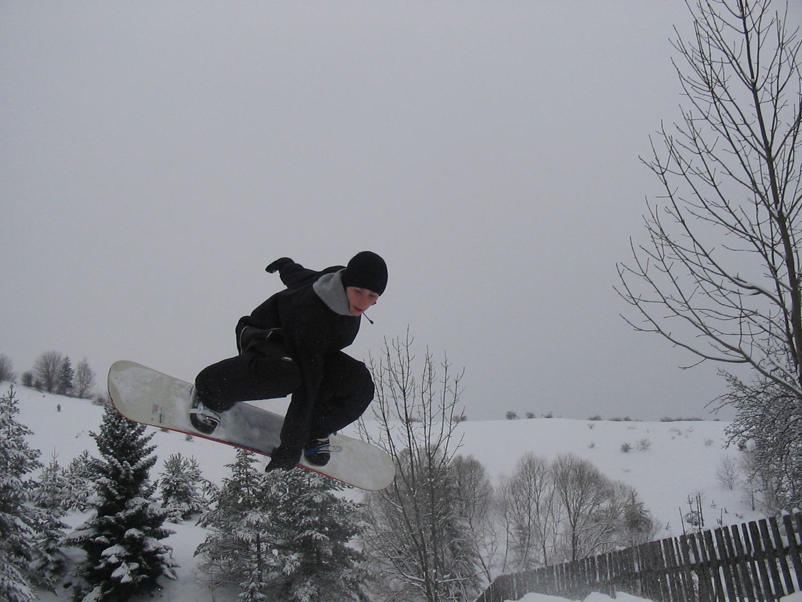 BS 1 v ŽH parku - 2006