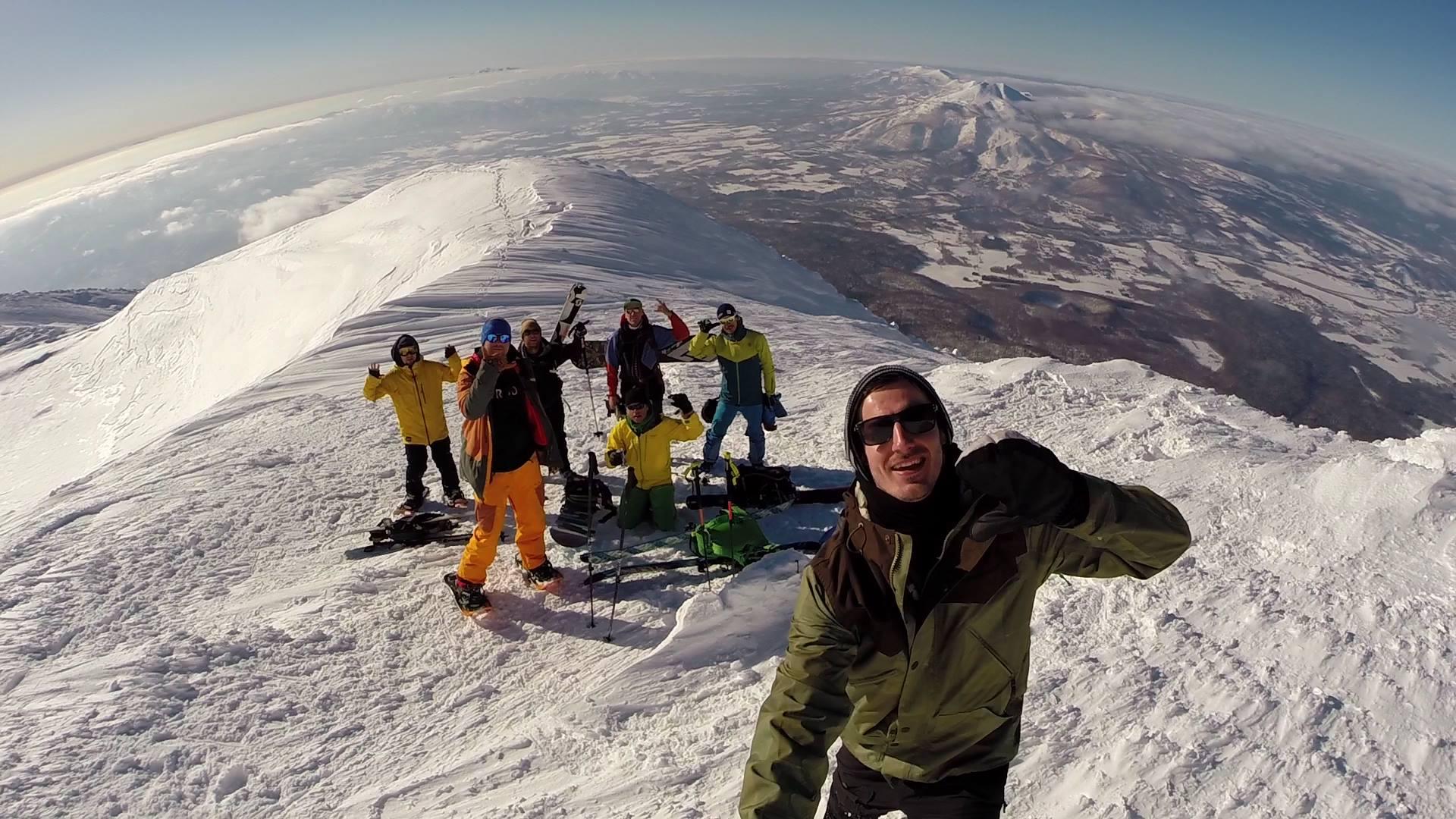 Mt. Yotei - 2017