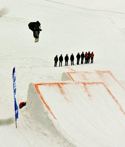 Burton Slopestyle Oravská Lesná - 2009