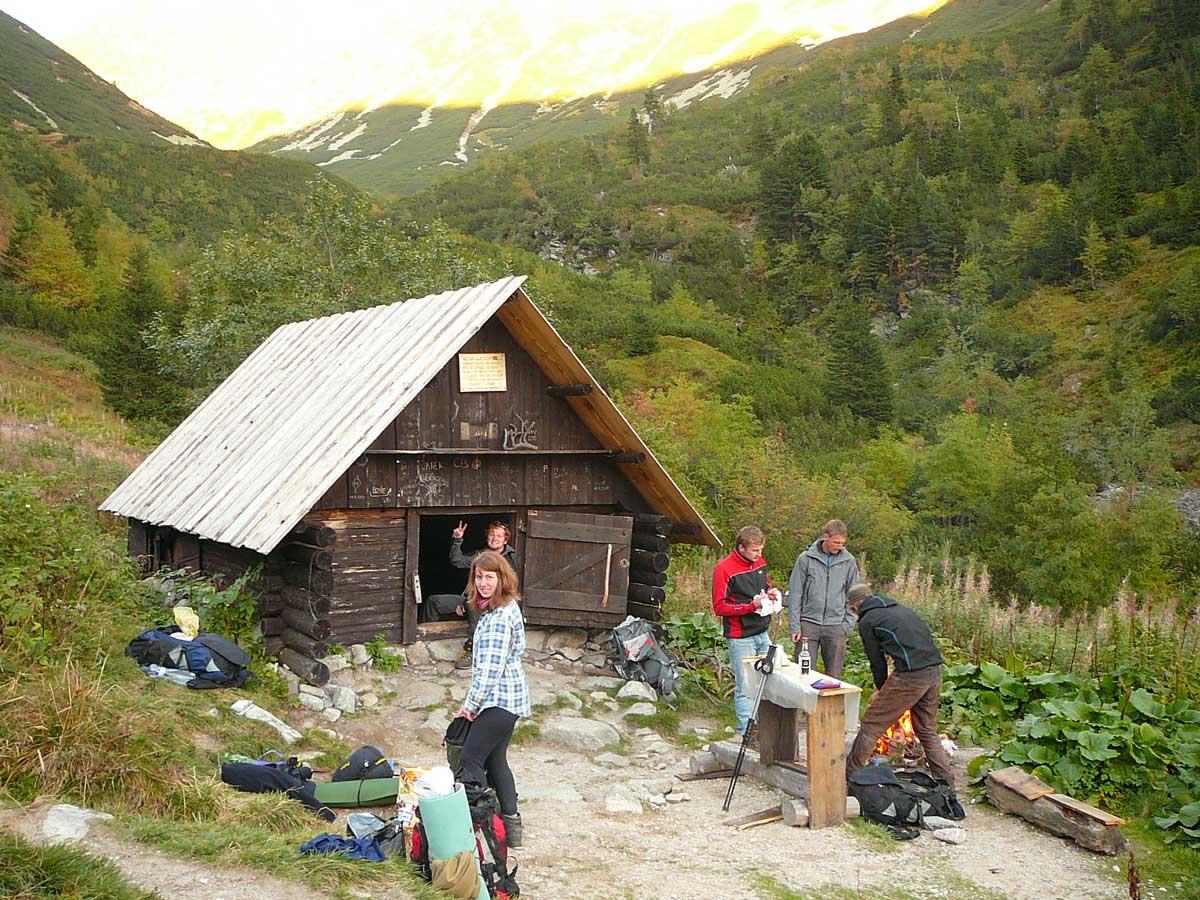 Prechod Západnými Tatrami - 2011
