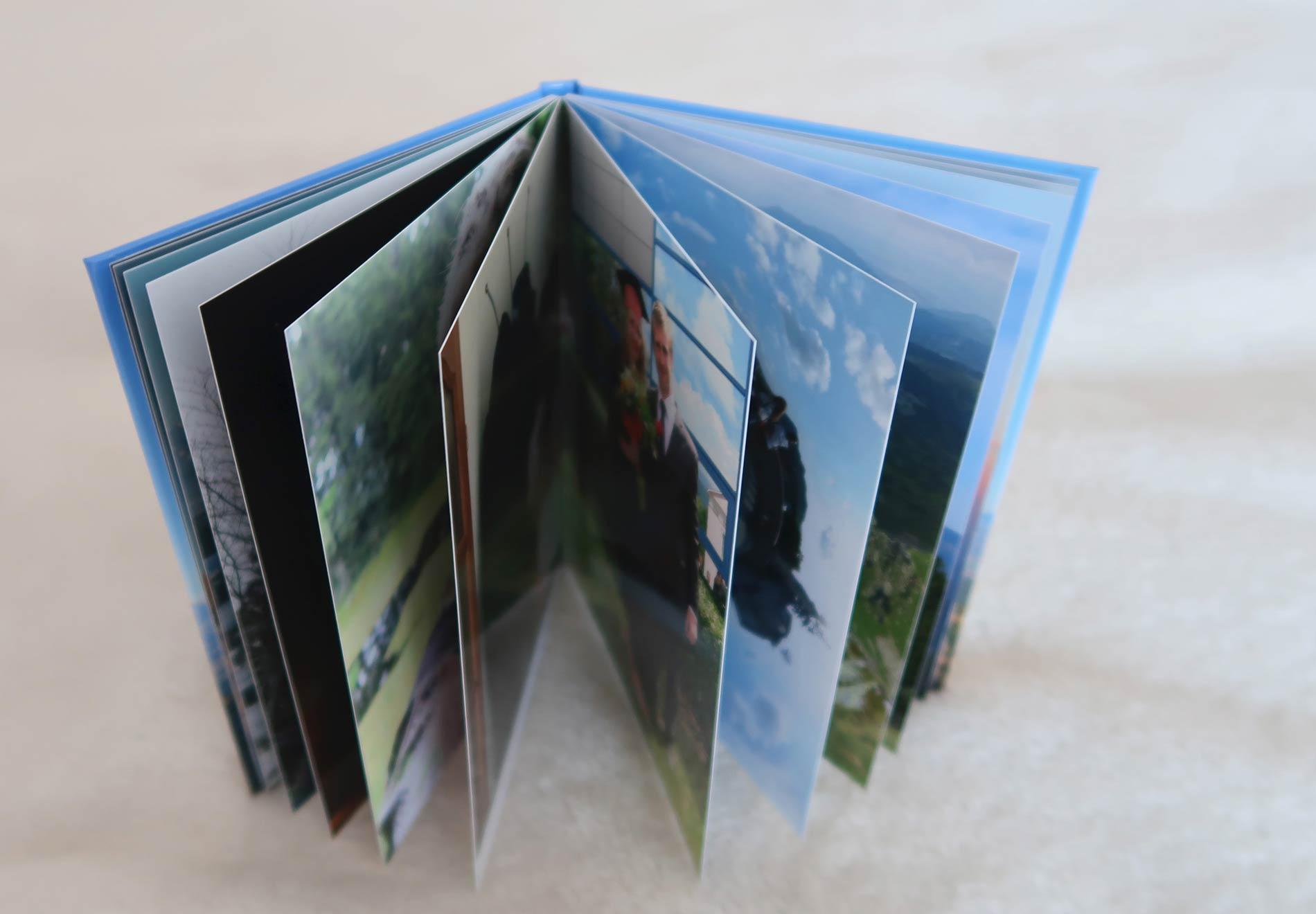 Fotokniha za recenziu od Saal Digital
